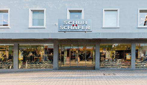 SCHUH SCHÄFER in Achern und Offenburg Filiale Achern: Fashion